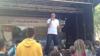 Sven Polenz (Svenii) Und wenn 2012 Live in Duisburg Neumühl