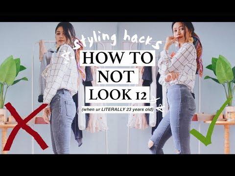 9 Styling Hacks For PETITE GIRLS