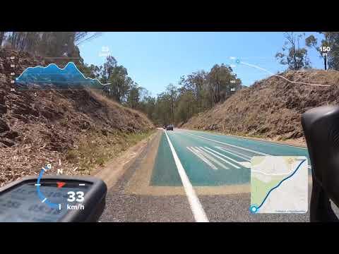 Gold Coast Road Cycling And Brisbane CBD 25 October 2019