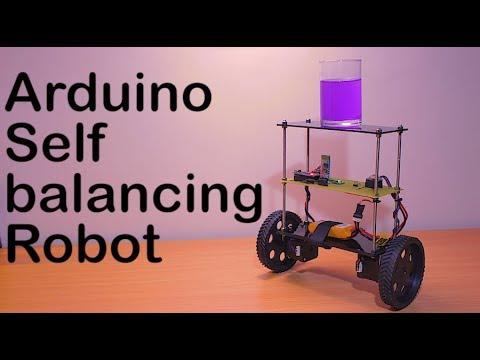 Download Arduino Project-Self Balancing Robot