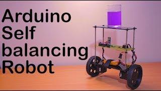 Arduino Project-Self Balancing Robot