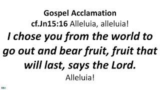 18 October 2021 Catнolic Mass Daily Bible Reading