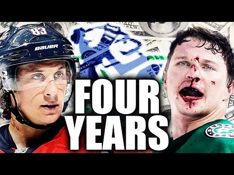 Reaction To Vancouver Canucks Signing Jay Beagle, Antoine Roussel For 4 Years + Tim Schaller
