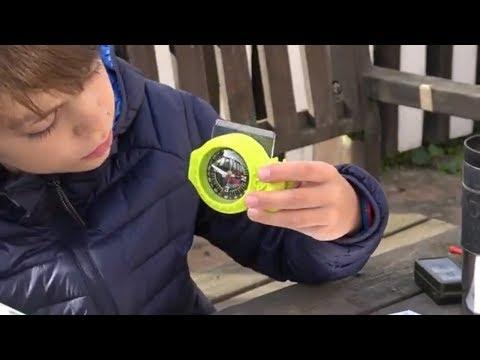 Как сделать компас самому
