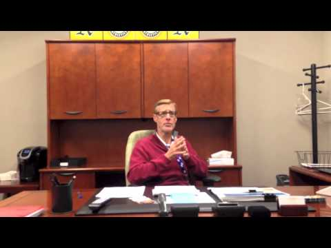 Scott McKibben Oakland Coliseum JPA Executive Director Interview