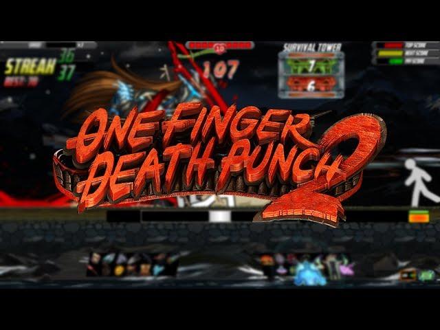 MY SECRET WEAPON | One Finger Death Punch 2 - Part 2