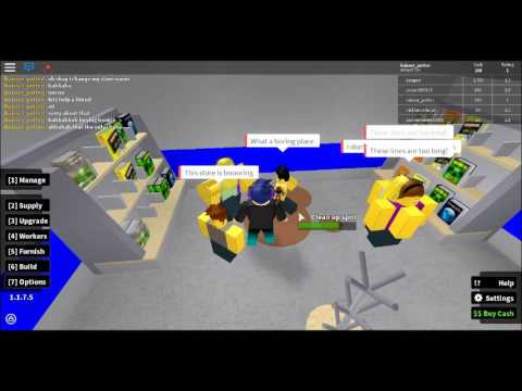 Stampy Roblox Retail Tycoon Roblox Retail Tycoon Lets Play Retail Tycoon Part 1 Youtube