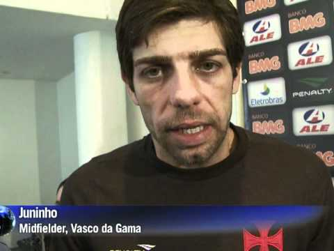 Footballer Juninho returns to Brazil