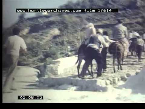 Holiday in Greece, 1960's - Film 17614