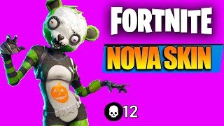 FORTNITE-NEW SKIN SCARE TEAM LEADER