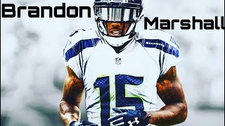 Welcome To the Seahawks Brandon Marshall Highlights