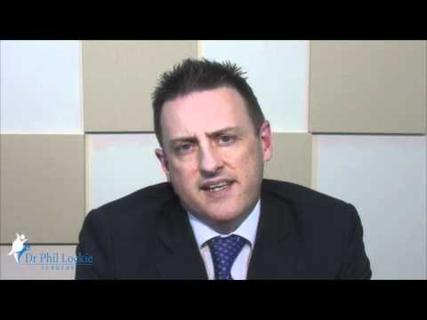 Dr Phil Lockie discussed Gastric Plication