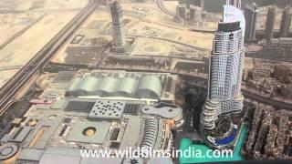 The Khalifa Tower Dubai