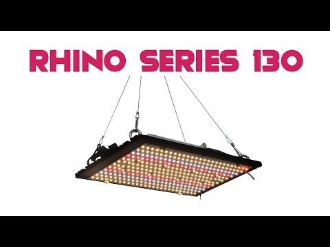 Rhino Series 130 - Éclairage Horticole LED - LEDs Samsung - Croissance et Floraison