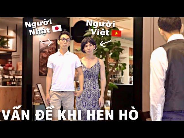 3 Vấn đề khi hẹn hò đàn ông Nhật và phụ nữ Việt Nam