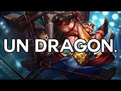 Tournoi Inter-Lycée Game #1 : Un dragon.