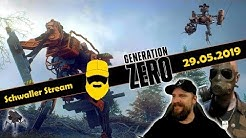 0005 | Schwaller Stream 💬 Generation Zero deutsch | LiveStream Wautscher | 29.05.2019