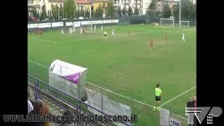 Eccellenza Girone B S.Gimignano-Porta Romana 0-1