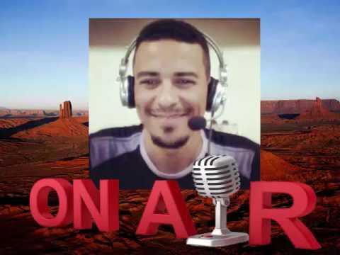web radio Gospel Online com Josué Mattos Tucano Bahia