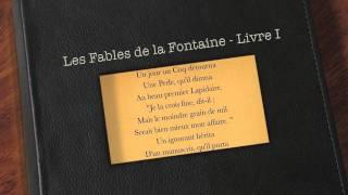 Le Coq et le Perle - Fable de la Fontaine (livre audio)