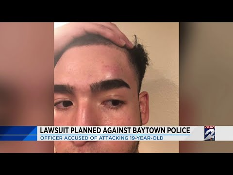 Lawsuit planned against Baytown police
