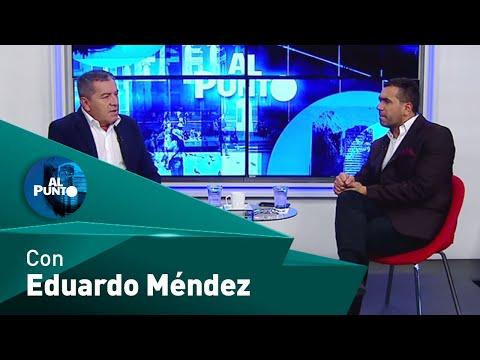 Al Punto | Eduardo Méndez, Presidente De Independiente Santa Fe Por RED+