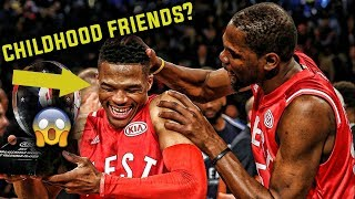 NBA Players That Were actually Childhood Friends
