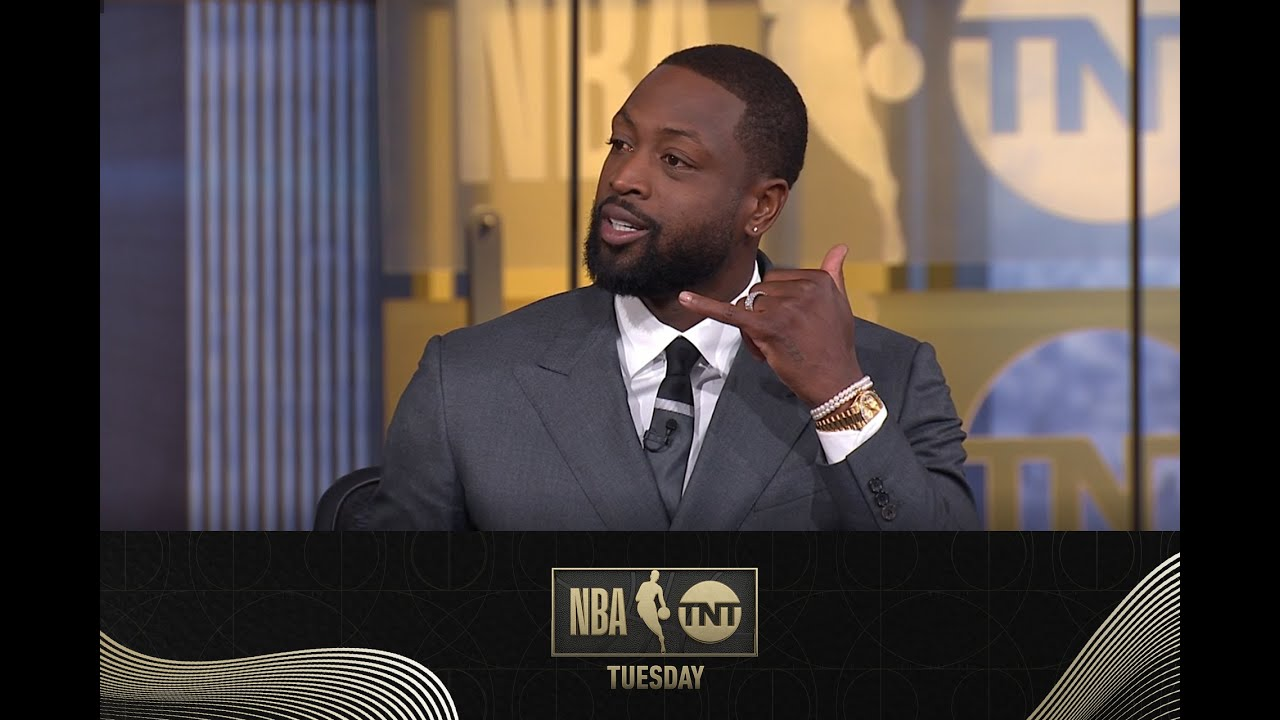 Download D-Wade and Shaq React to Draymond Green's Comments About Players On the Trading Block   NBA on TNT