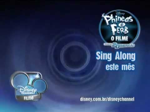 Trailer do filme Phineas e Ferb: Através da segunda dimensão