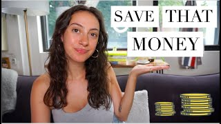 HOW TO SAVE MONEY AND HAVE A SOCIAL LIFE | Money Saving Tips That ACTUALLY Work