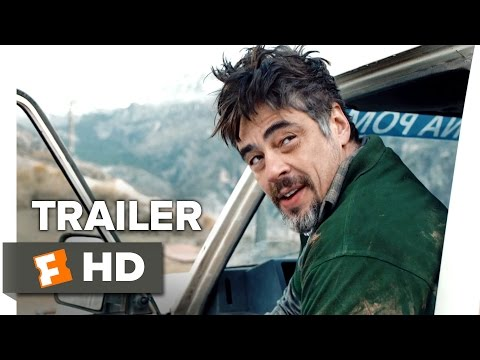 A Perfect Day Official Trailer #1 (2016) - Benicio Del Toro, Tim Robbins Drama HD