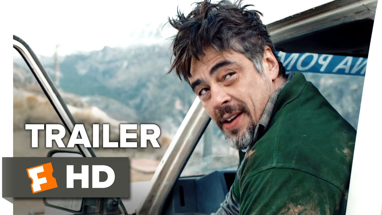 a perfect day official trailer benicio del toro tim a perfect day official trailer 1 2016 benicio del toro tim robbins drama hd