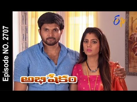 Abhishekam | 20th September 2017| Full Episode No 2707 | ETV Telugu