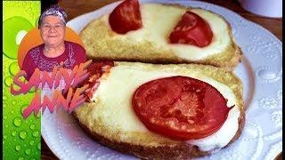 Yoğurt soslu Kahvaltılık Tarifi - Sahur menüleri