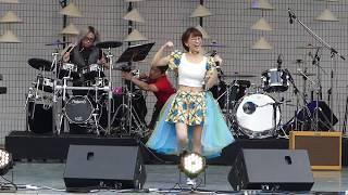 時東ぁみ 2017.6.11 ベトナムフェスティバル 代々木公園イベント広場