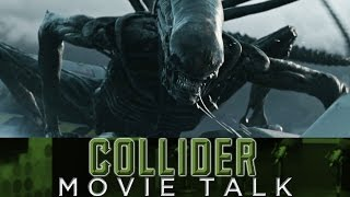 New Alien Covenant TV Spot, Avatar 2 Begins Filming This Fall - Collider Movie Talk