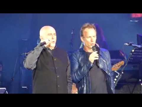 Games Without Frontiers by Sting & Peter Gabriel (Live @ Hollywood Bowl 7/18)