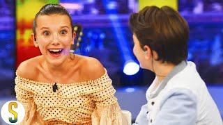 IM CRYING. Stranger Things Cast FUNNIEST Moments In Interviews!
