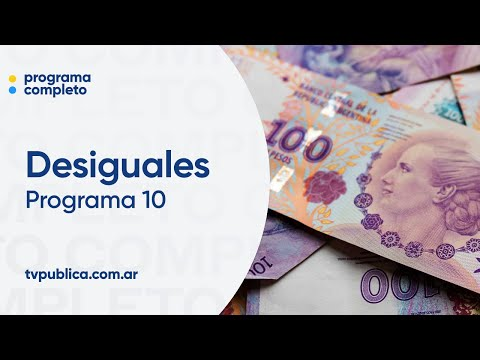 La clase media argentina:  - Desiguales