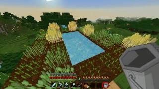 Minecraft Farm vergrößern..