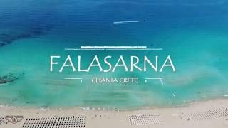 ΦΑΛΑΣΑΡΝΑ - FALASARNA (DJI PHANTOM 4)