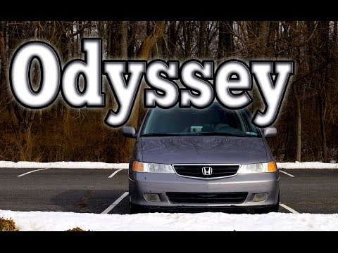 Regular Car Reviews: 2001 Honda Odyssey