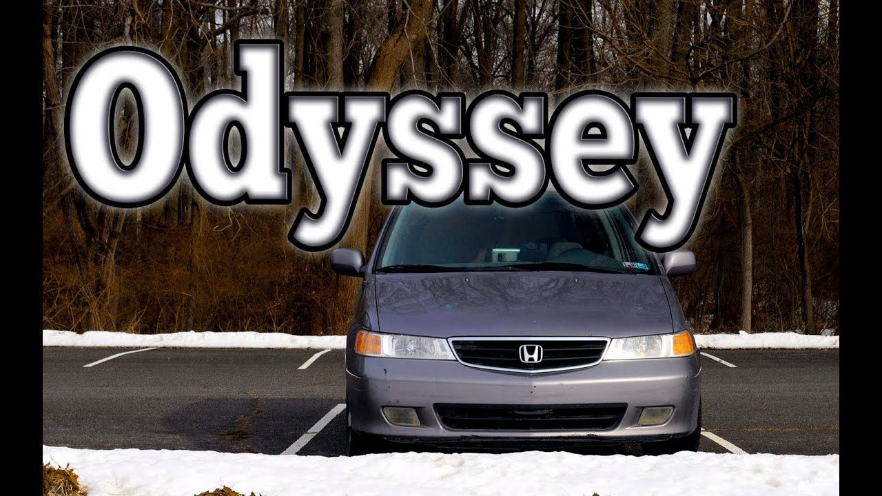 Great Regular Car Reviews: 2001 Honda Odyssey   YouTube