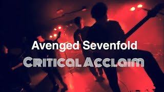 Avenged Sevenfold/Critical Acclaim 東洋大学 軽音ロック