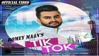 Tik Tok Romey Maan Ft Guri OFFICIAL Musica Beniwal Beats New Romantic Punjabi Song 2019