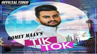 Gambar cover Tik Tok : Romey Maan Ft. Guri (OFFICIAL VIDEO)   Beniwal Beats    New Romantic Punjabi Song 2019