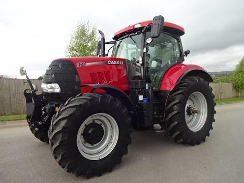 Case Puma 160 Tractor - YouTube cf1bbf31c4a