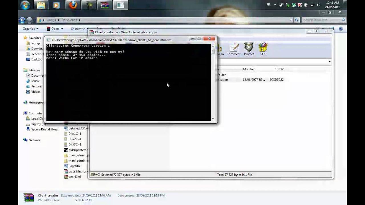 Client.txt для сервера css как сделать переход с картинки на сайт