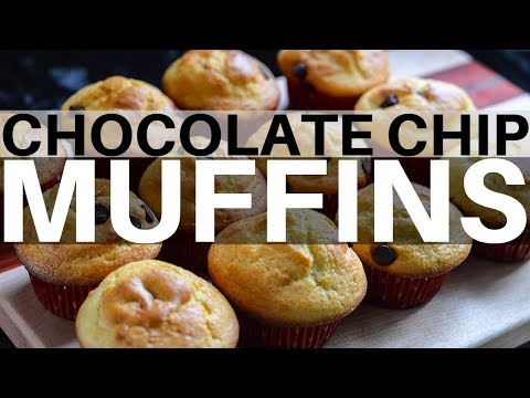 How to make Chocolate Chip Muffins?