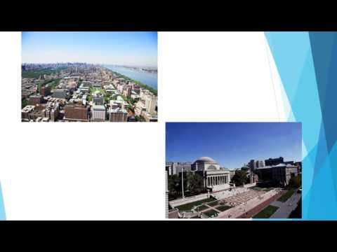 National Universities Colombia University